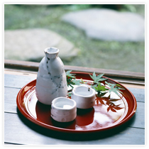 日本酒の飲み方、冷酒、熱燗など...